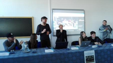 """Serie Tv """"Il Collegio"""", il cast ospite all'Istituto Alberghiero di Ladispoli"""