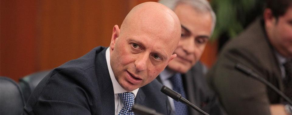 """Fiumicino, Cangemi replica sul geotubo: """"Di ridicolo solo Montino, finge di non capire"""""""