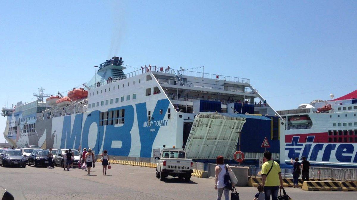Moby e Tirrenia propongono il San Valentino in nave da Civitavecchia