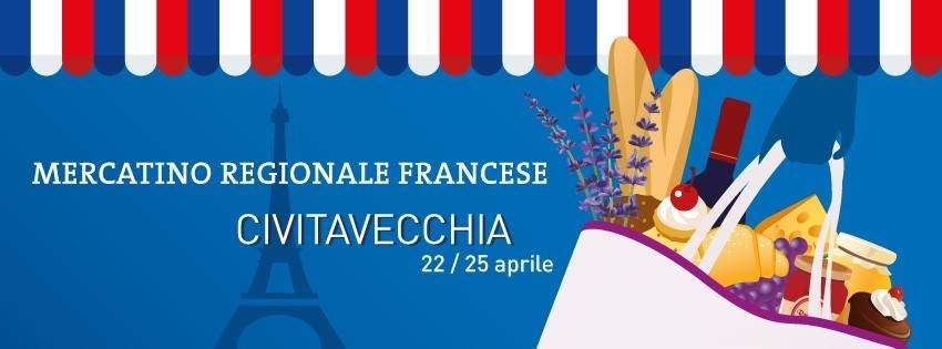 Perfect Civitavecchia, Arriva Il Mercatino Regionale Francese