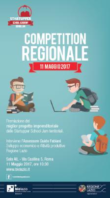 Ladispoli, due team del Di Vittorio al B.I.C. Lazio: Startupper School Jam