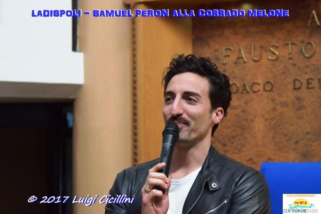 """Ladispoli, il ballerino Samuel Peron con gli studenti della """"Corrado Melone"""""""