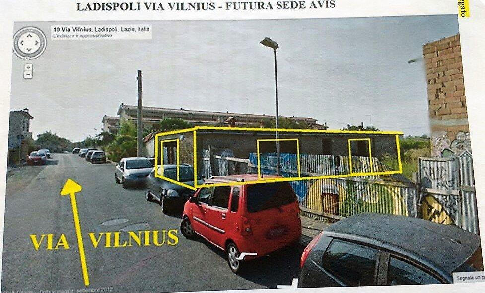 """Vistamar, presidente dell'Avis di Ladispoli: """"Palazzine finite, ma 1500 donatori ancora aspettano la sede"""""""