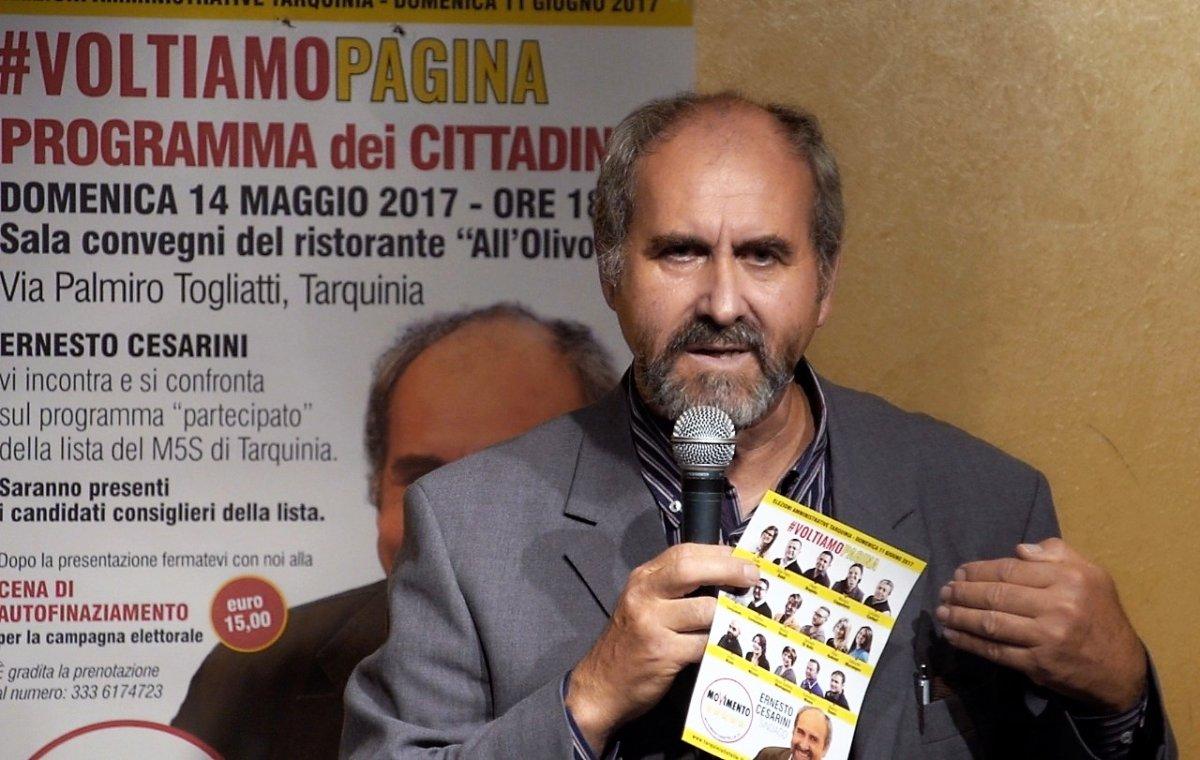 """M5S Tarquinia: """"per San Giorgio occorre una proposta innovativa"""""""