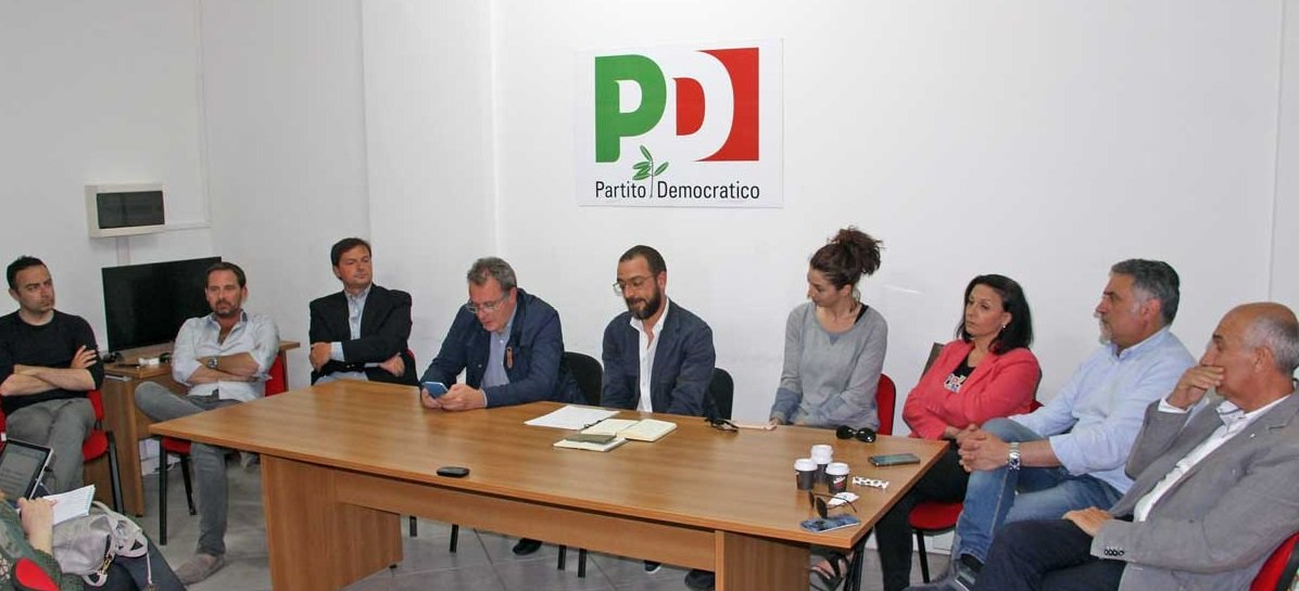 Pd e Movimento Civico Tarquinia si incontrano