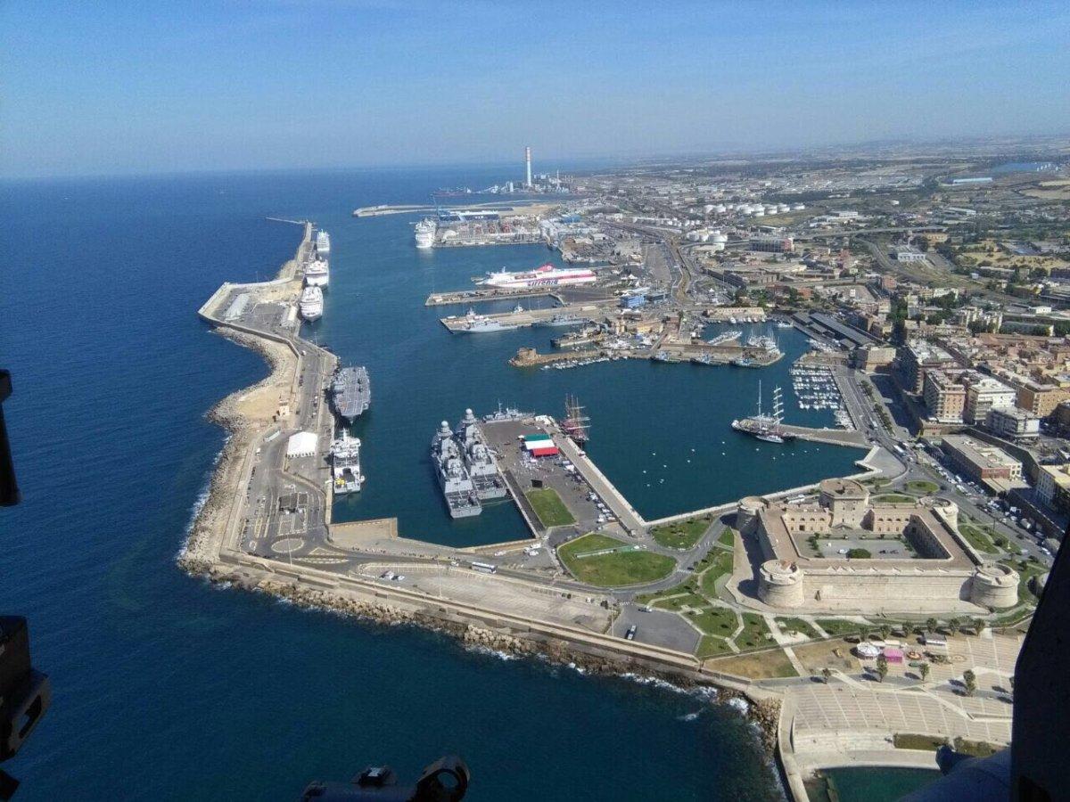 """Porto di Civitavecchia, Unindustria: """"Economia del mare motore di sviluppo"""""""