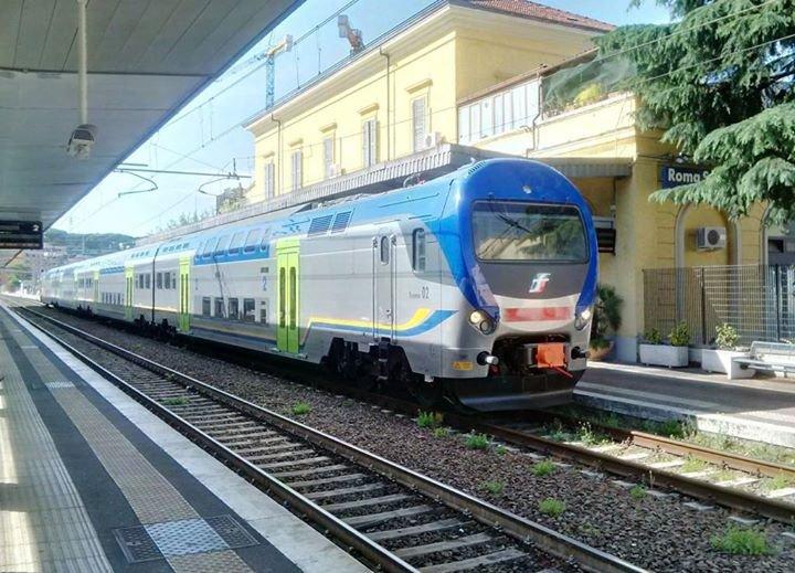 Guasti sulla linea FL3 Roma Viterbo a causa del maltempo