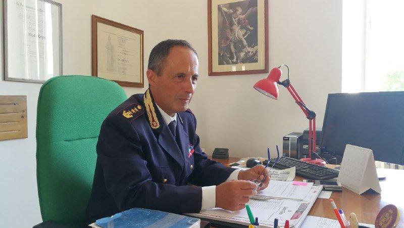 Santa Marinella, preso l'incendiario del Comitato Tidei