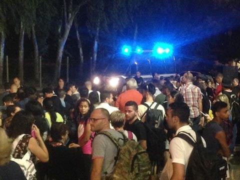 Incendio Ladispoli, sul piede di guerra i pendolari della Fl5