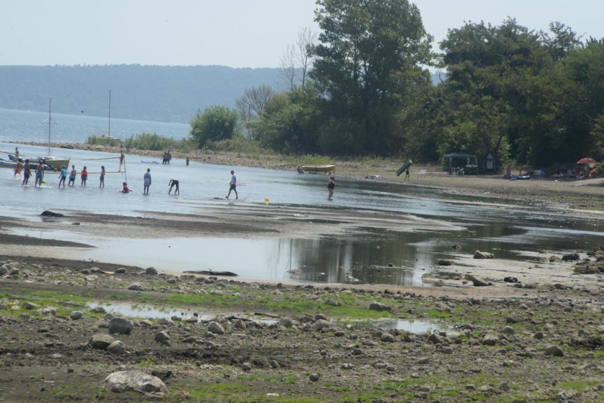 """Lago di Bracciano, per l'Aics """"le acque sono ok"""""""