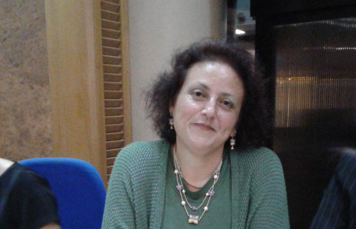 L'assessora Lucia Cordeschi