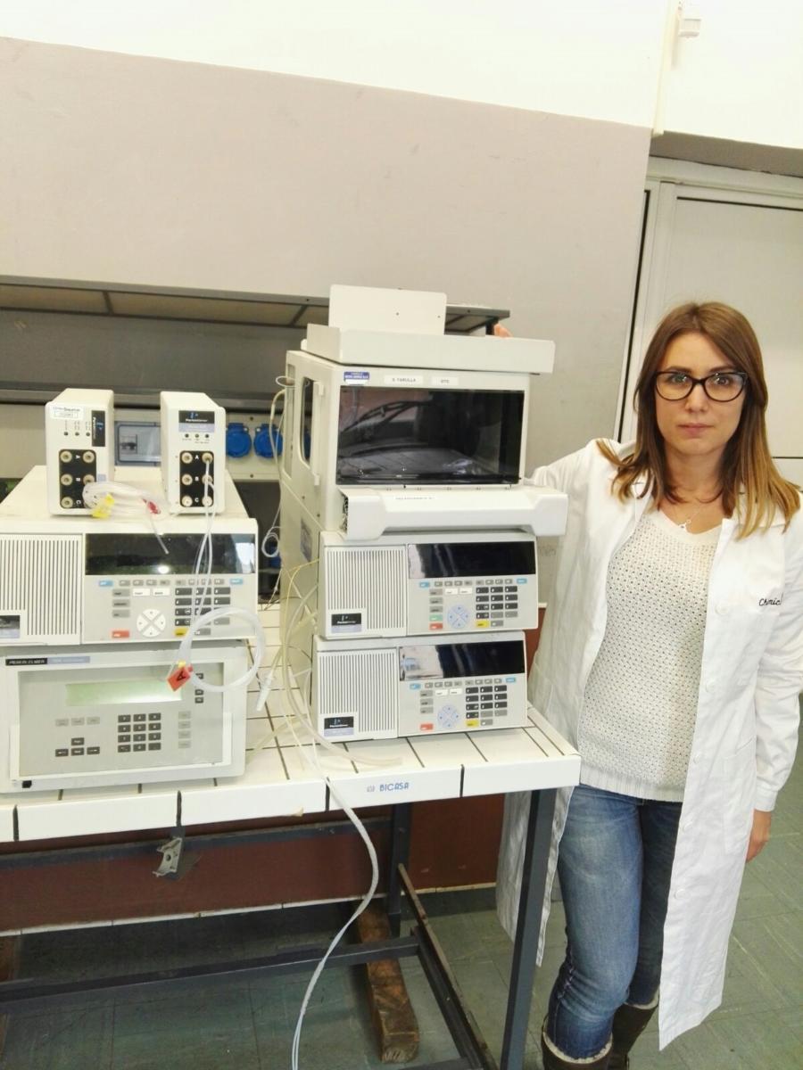 Civitavecchia, la Asl Rm4 dona uno spettrometro per l'assorbimento atomico all'istituto biotecnologico del Calamatta
