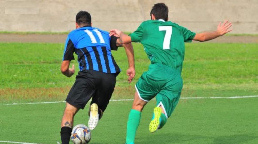 Calcio, sconfitta tennistica della Vecchia a Palombara: 6-1. Tripletta dell'ex Alfonsi