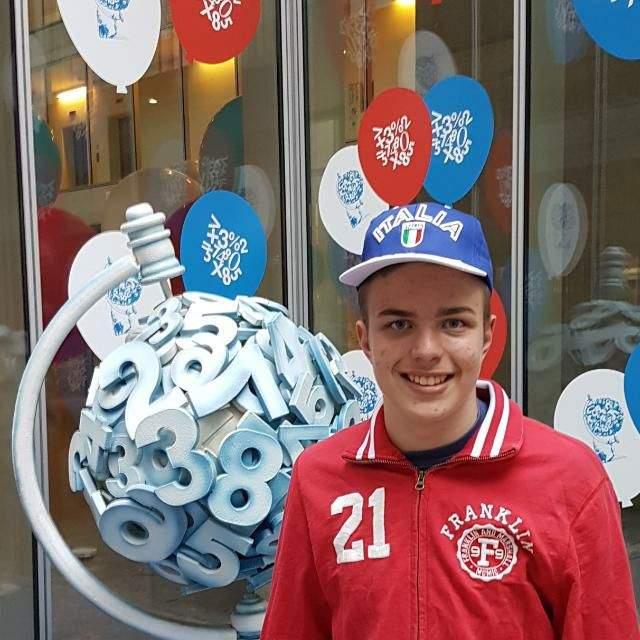 Civitavecchia, ancora un trionfo per Foschi al Campionato Internazionale di Giochi Matematici