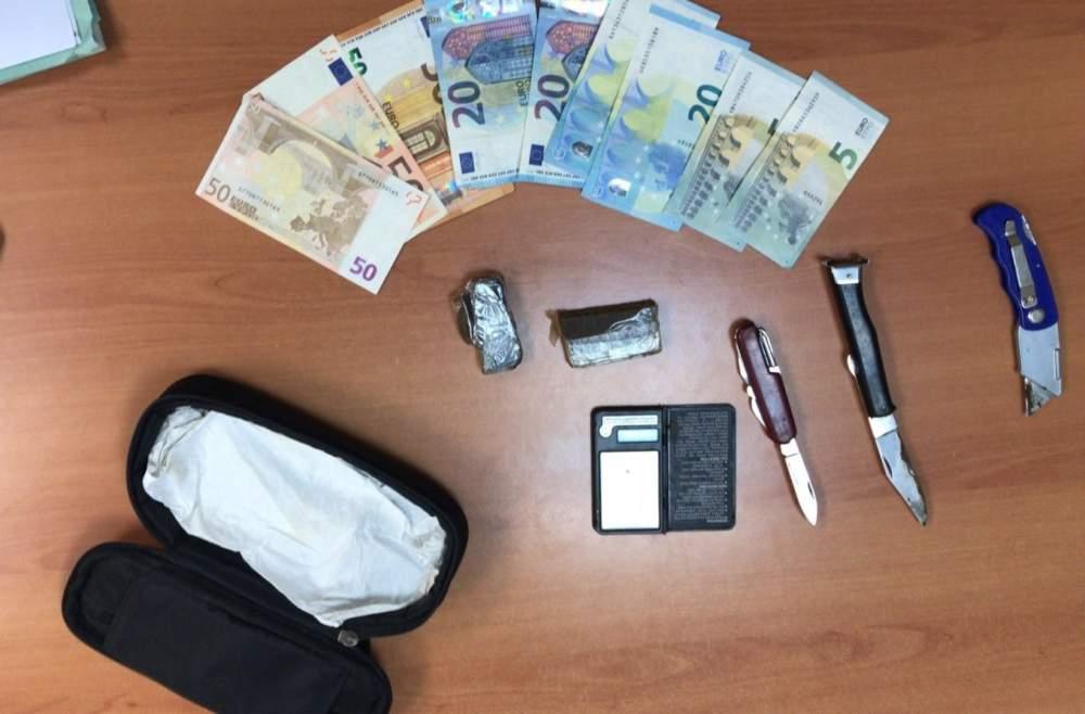 Ladispoli due arresti per droga terzo binario news for Arresti a poggiomarino per droga