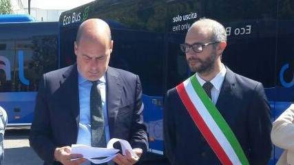Civitavecchia, sul San Paolo Cozzolino attacca Zingaretti