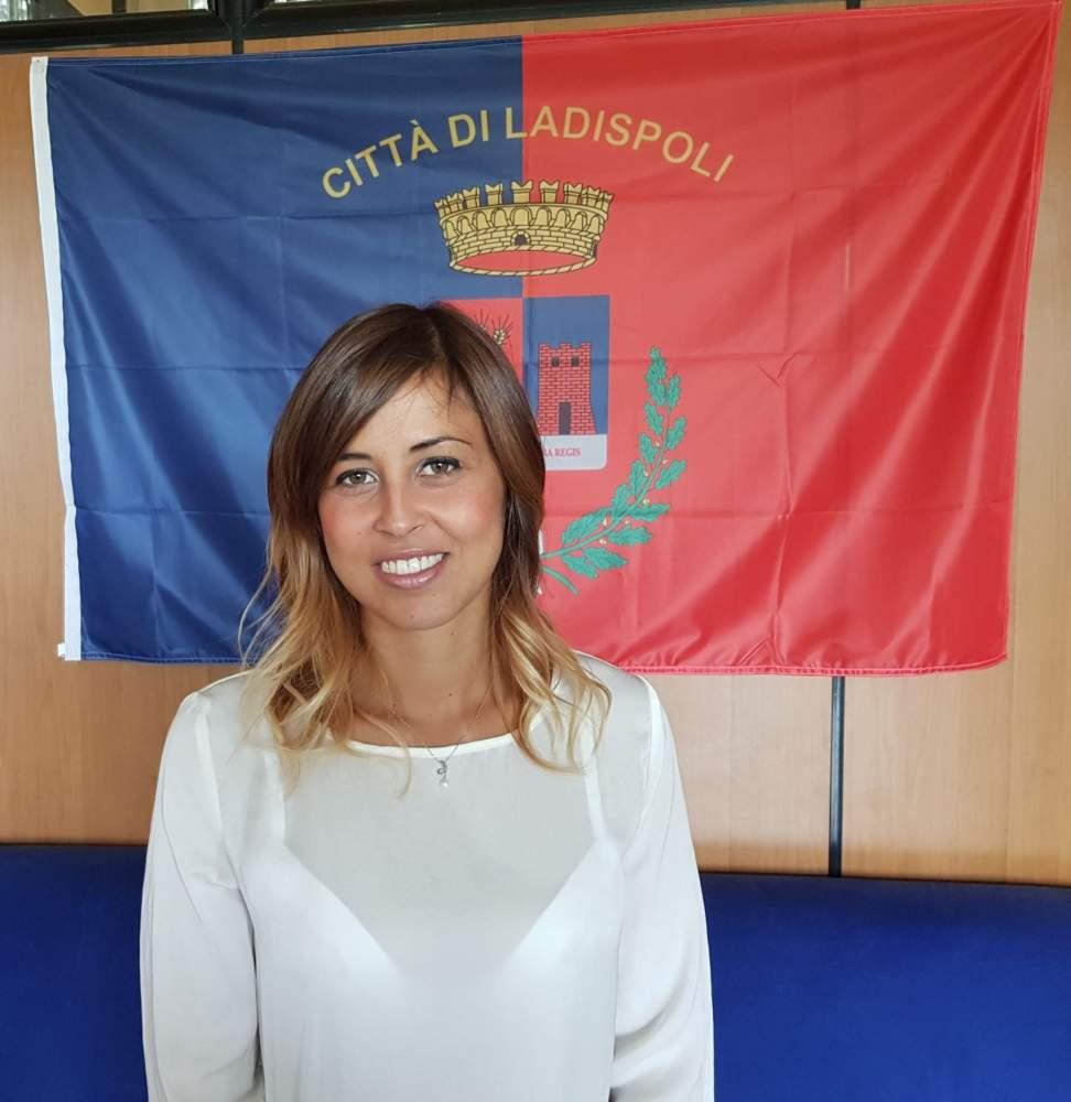 Veronica De Santis, assessore ai lavori pubblici