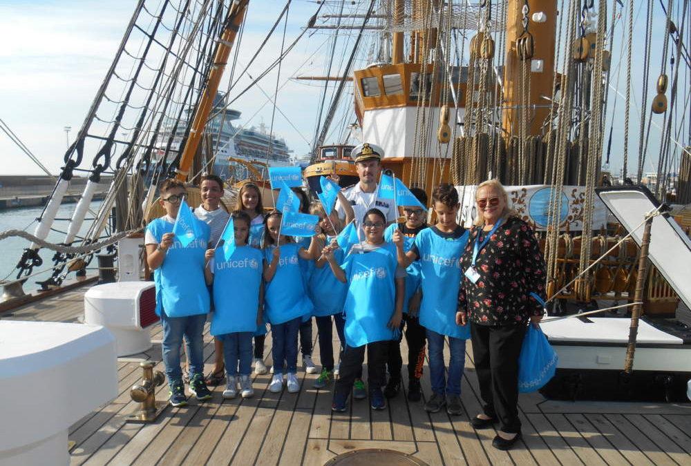 Civitavecchia, l'Unicef festeggia la fine dell'anno scolastico