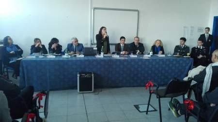 All'alberghiero di Ladispoli un convegno contro la violenza di genere