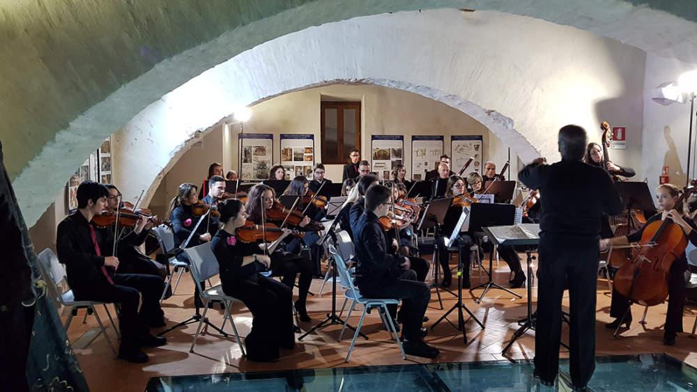 """""""Viva Mozart!"""" magnifico concerto al Castello di Santa Severa"""