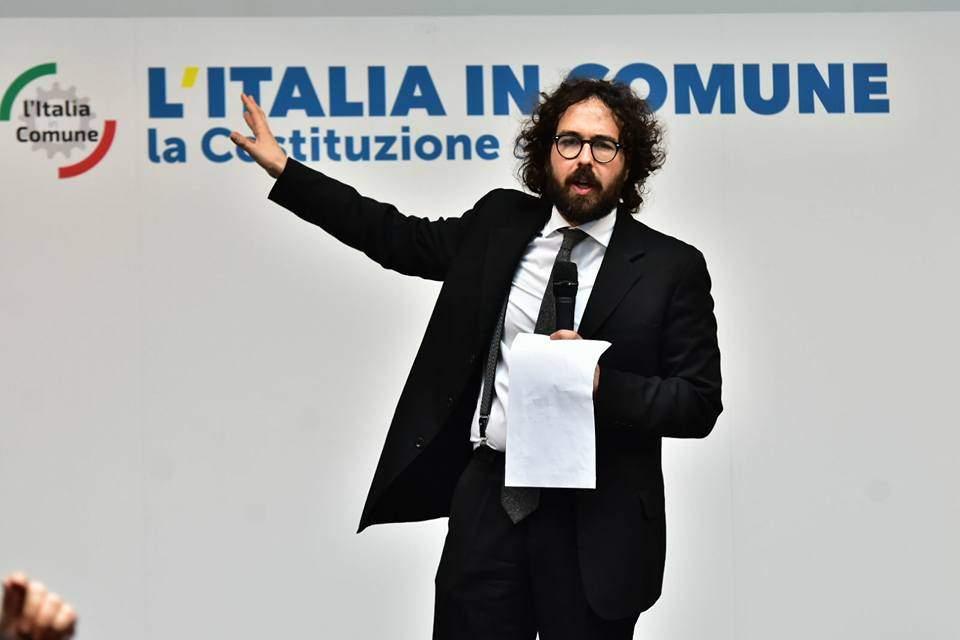 Alessio Pascucci, Sindaco di Cerveteri, lancia L'Italia in Comune, il Movimento dei Sindaci e degli Amministratori Locali