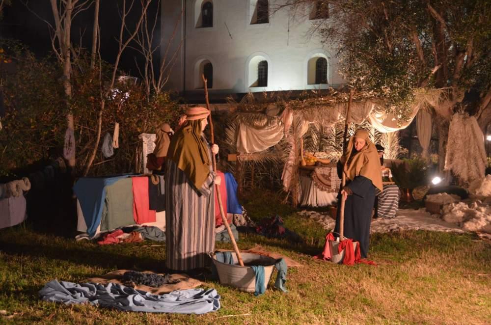 La Regione Lazio finanzia il presepe vivente di Cerveteri