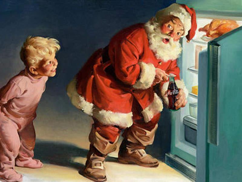 Tra pandori e Coca-Cola, le pubblicità di Natale che hanno fatto epoca