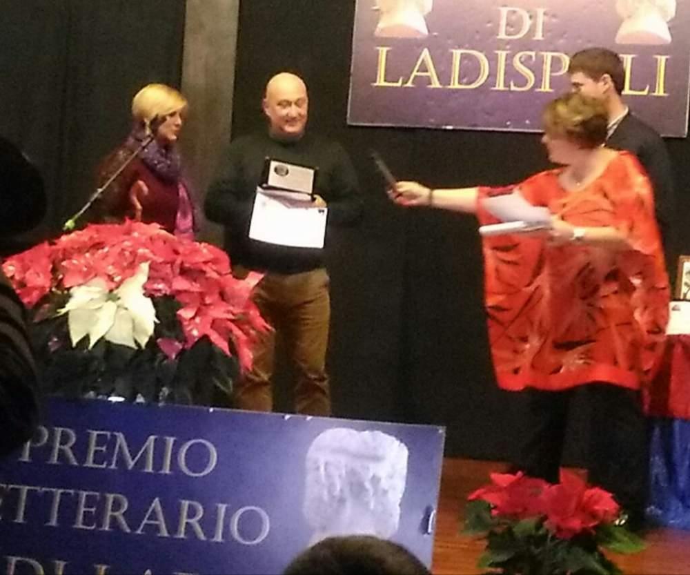 salomone premiazione premio letterario ladispoli