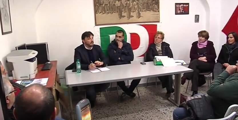 """Patanè (Pd) a Canale Monterano: """"Sviluppo sostenibile della Regione Lazio e sostegno ai lavoratori"""""""