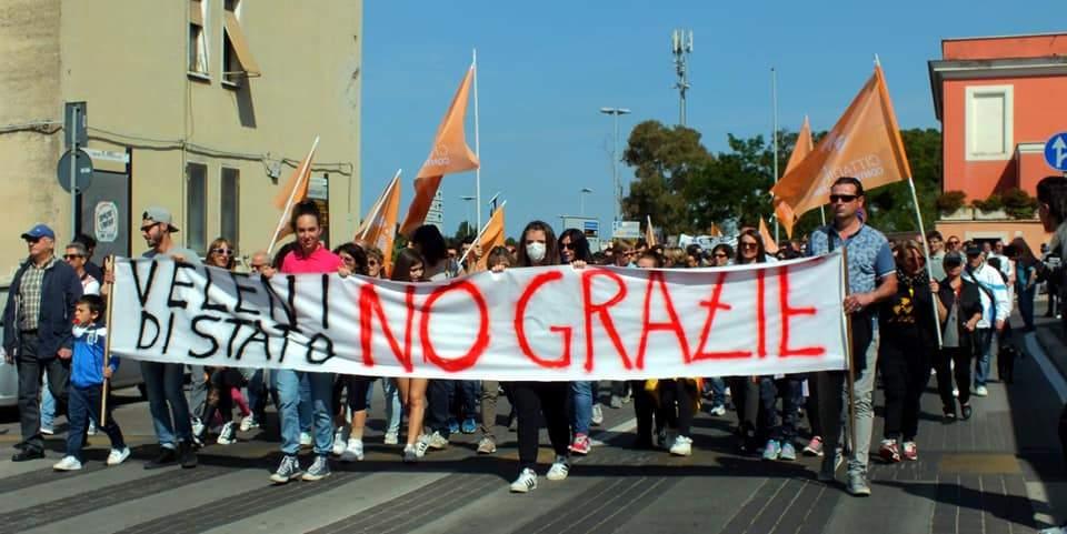 Rifiuti, il Comitato Antidiscarica Allumiere pronto alla mobilitazione