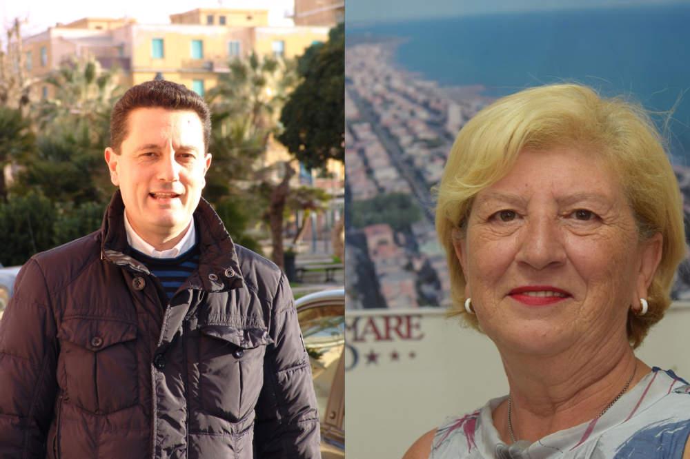 I consiglieri Trani e Palermo