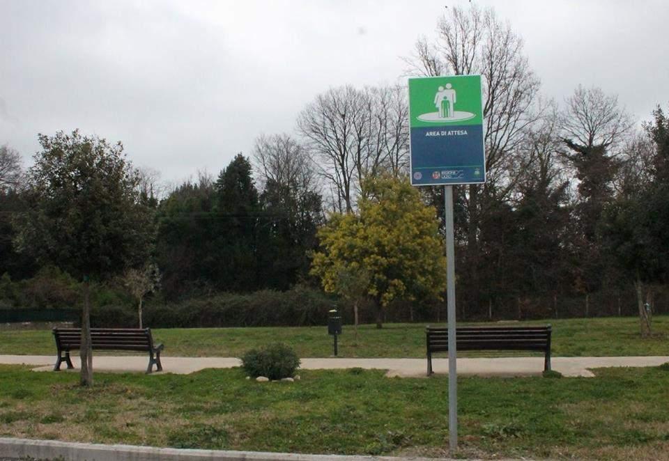 Manziana, installata cartellonistica del piano di emergenza comunale