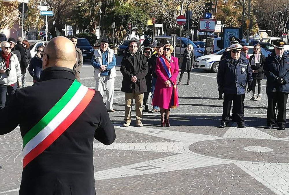 Ladispoli ricorda le vittime delle foibe