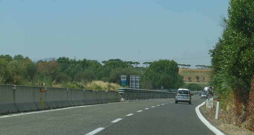 Aurelia Bis, Trasversale e consolare Toscana, asfalto nuovo in arrivo