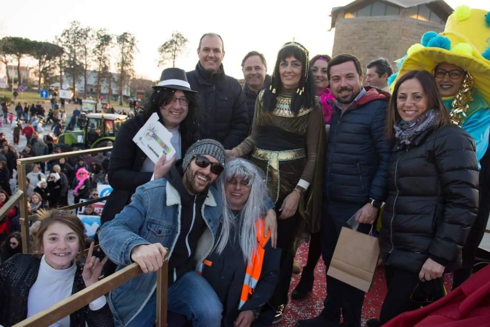 Montalto, Carnevalando piace anche a Pescia
