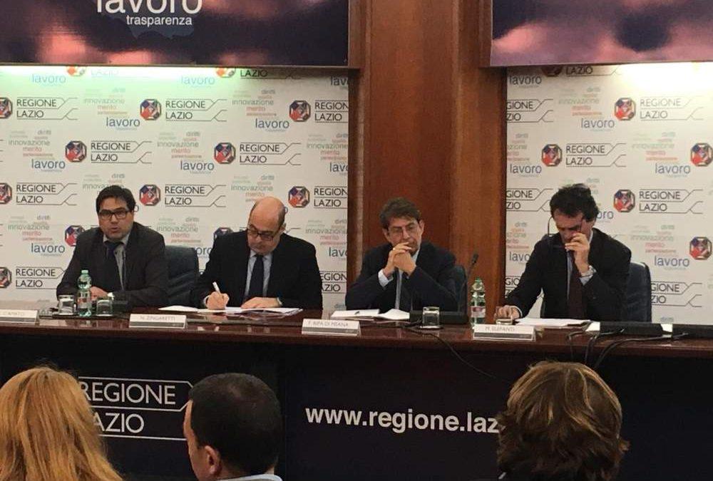 La Regione Lazio lancia Proton4Life: un grande polo di protonterapia contro i tumori a Roma