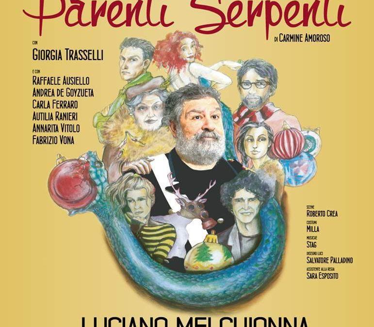 Parenti Serpenti, domenica 18 febbraio al teatro Padovani