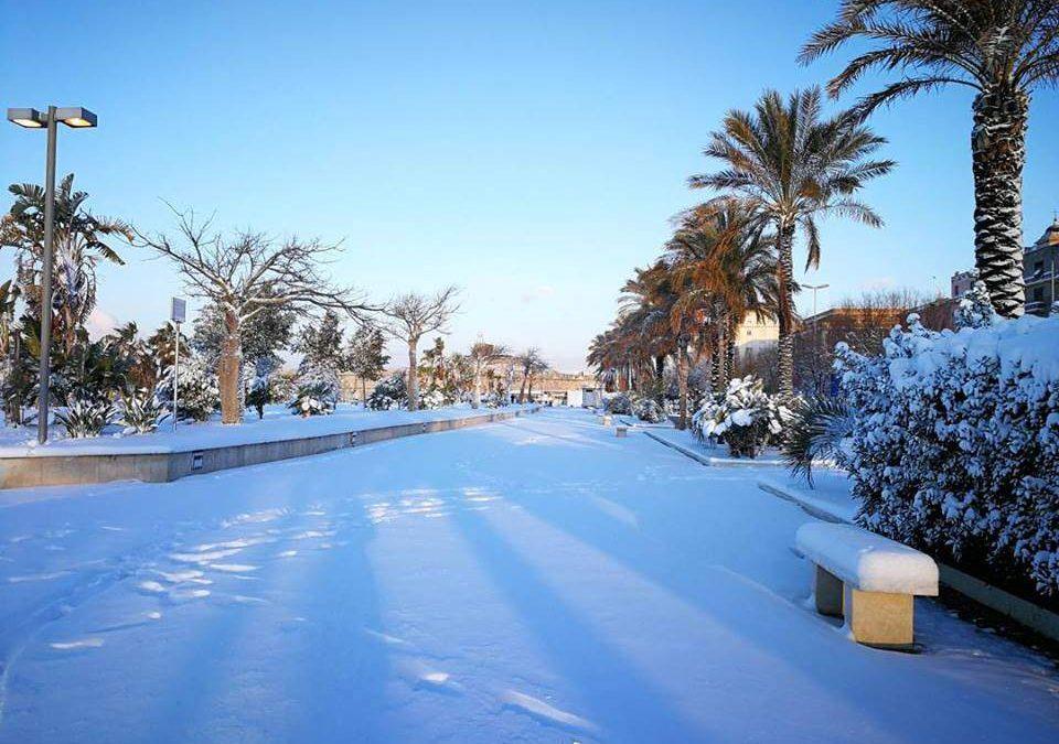 Neve e freddo in arrivo: lunedì torna Burian