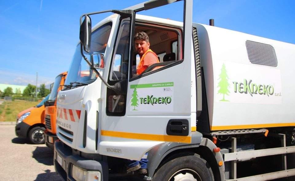 Ladispoli, rifiuti: affidato il nuovo appalto alla Tekneko