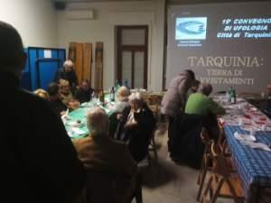 Assolidi Tarquinia, soddisfazione per la terza serata conviviale