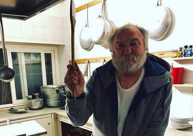 Fregene, l'addio del sindaco Montino al ristoratore Lillo Mastino