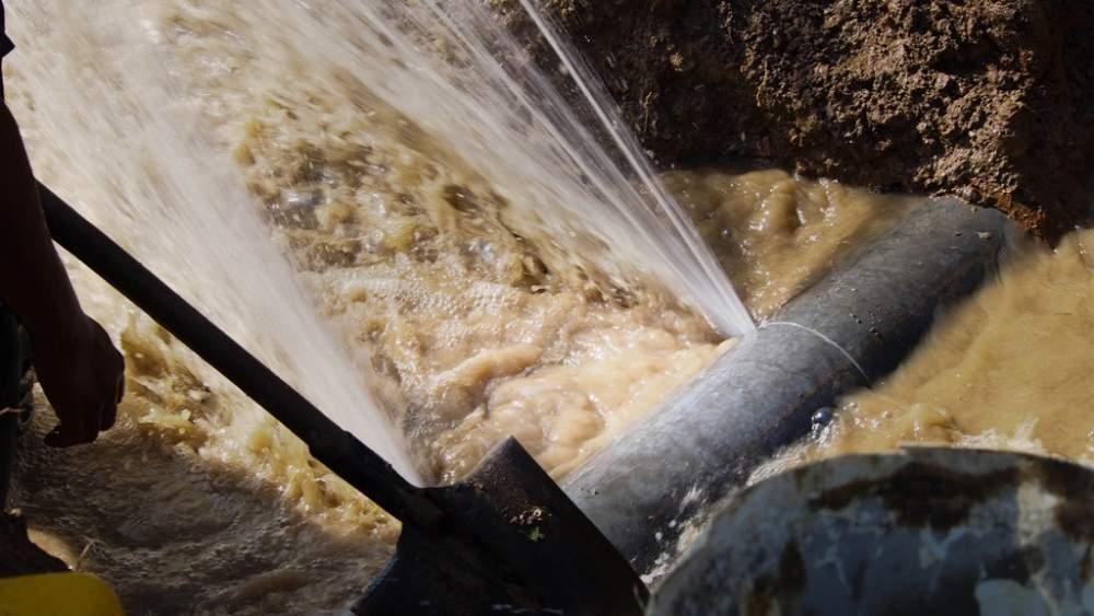 Anguillara, perdita acquedotto Biadaro: abbassamento idrico