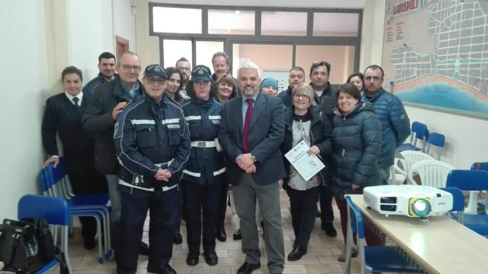 Ladispoli, la Polizia locale a scuola di formazione