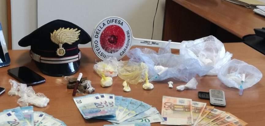 Spaccio, tre arresti dei carabinieri fra Ladispoli e Cerveteri