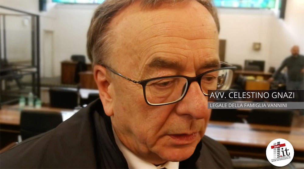 """Sentenza Nica, l'avvocato Gnazi: """"Alla domanda dei genitori se giustizia è fatta, non saprei rispondere"""""""