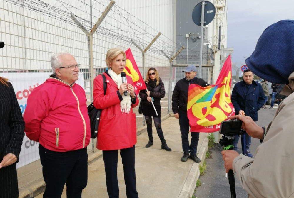 """Fiumicino, Anselmi: """"Solidarietà a lavoratori IAC, occorre garantire sicurezza sul lavoro"""""""