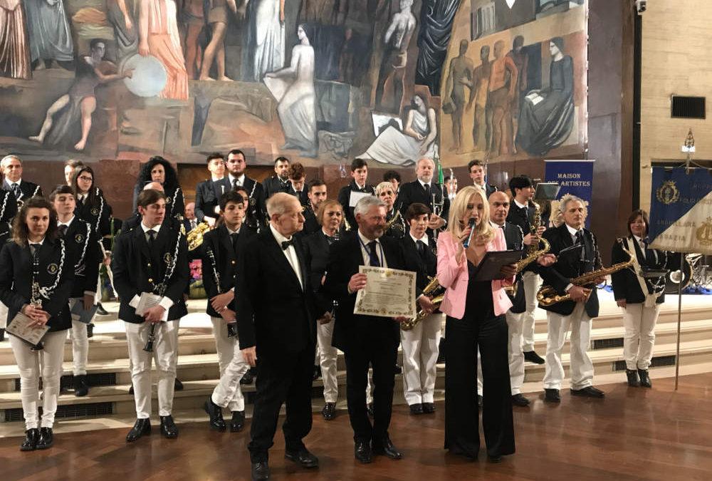 Grande successo per il Premio Internazionale Maison des Artistes 2018