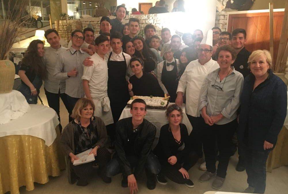 Civitavecchia, alternanza scuola lavoro in Sicilia per l'Istituto Capannari