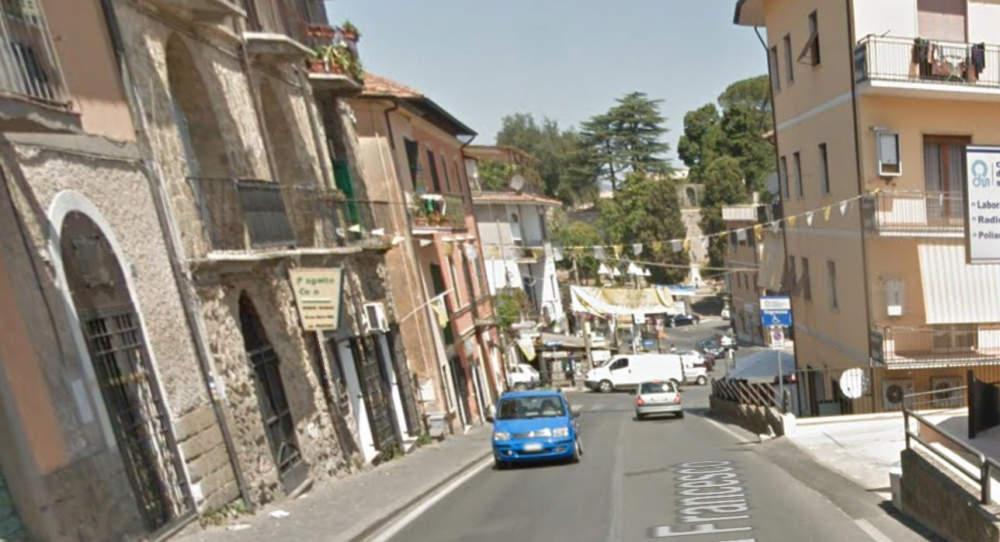 via San Francesco Anguillara Sabazia