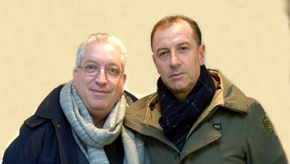 Aldo De Angelis e Salvatore Orsomando